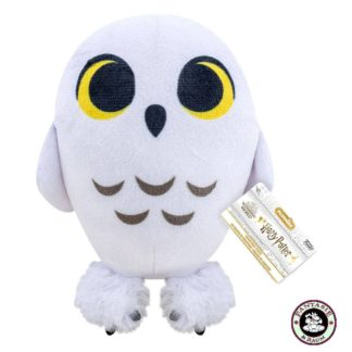 Plüschfigur Hedwig