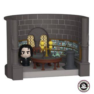 Snape with Slughorn