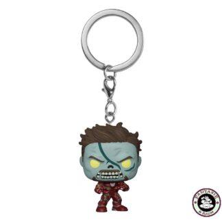 Key Zombie Iron Man