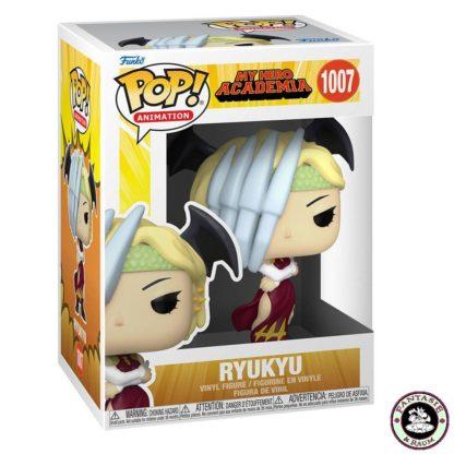 Ryuko in Hero Costume
