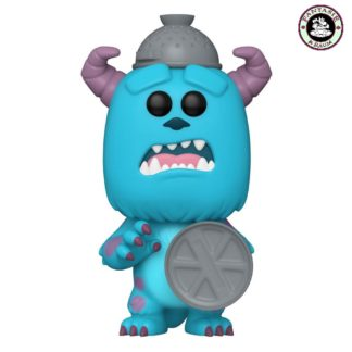 Sulley with Lid