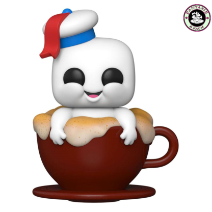 Mini Puft in Cappuccino Cup