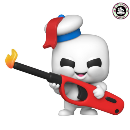 Mini Puft with Lighter